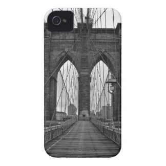 The Brooklyn Bridge in New York City iPhone 4 Cover