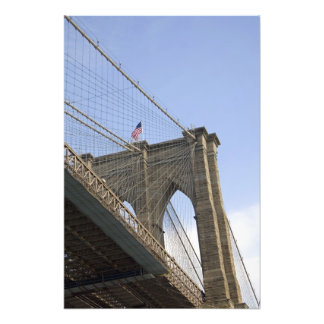 The Brooklyn Bridge in New York City, New Photographic Print