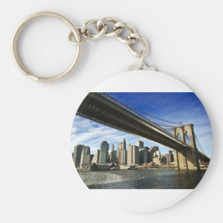 The Brooklyn Bridge Key Ring