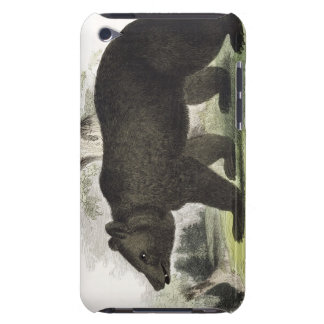 The Brown Bear, educational illustration pub. by t iPod Touch Case-Mate Case