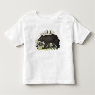 The Brown Bear, educational illustration pub. by t Toddler T-Shirt