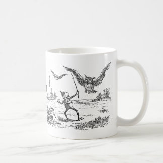 The Brownie and the Owls Coffee Mug