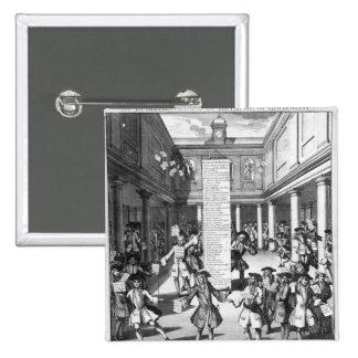 The Bubblers Bubbl'd, 1720 15 Cm Square Badge