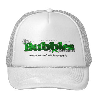 The Bubbles Experience Hat