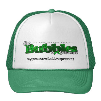 The Bubbles Experience Irish Hat