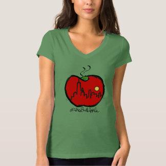 The Bud Apple Tshirts
