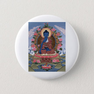 The Buddha 6 Cm Round Badge