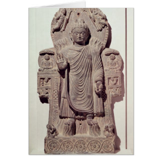 The Buddha of the Great Miracle Card