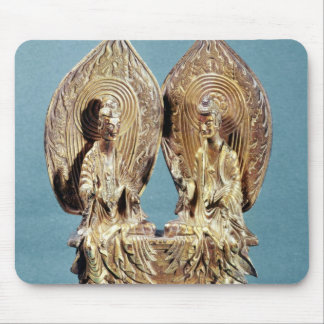 The Buddhas Prabhutaratna and Sakyamuni Mouse Pad