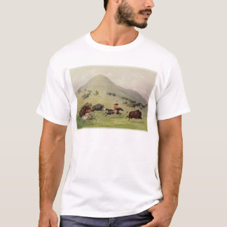 The Buffalo Hunt, c.1832 T-Shirt