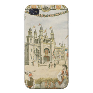 The Bulgarian Pavilion at the Universal iPhone 4 Covers