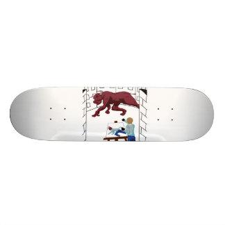 the bull skate decks