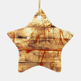 The Bully Christmas Ornament