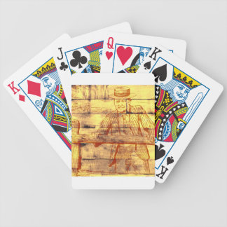 The Bully Bicycle Poker Deck