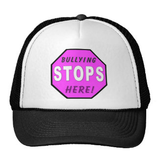 The Bullying Stops Here Cap