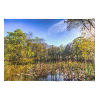 The Bulrush Pond Placemat