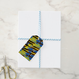 The Bumblebee Close-up Gift Tags