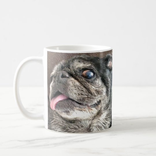 "The Bumblesnot ""I'm crazy/Pet rescue"" mug"