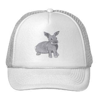 The Bunny Mesh Hats