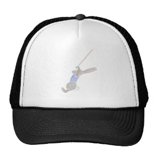 The Bunny On The Flying Trapeze Cap