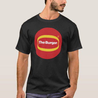 The Burger - Dark Colors T-Shirt