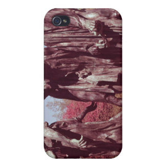 The Burghers of Calais iPhone 4/4S Cases