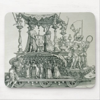 The Burgundian Marriage Mouse Mat