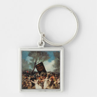The Burial of the Sardine  c.1812-19 Keychains