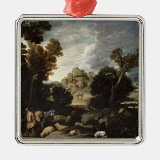 The Burning Bush, c.1635 Christmas Ornament