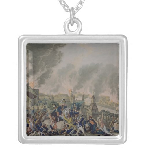 The Burning of Moscow, 15th September 1812, 1813 Jewelry