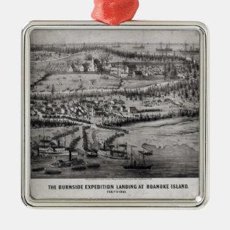 The Burnside Expedition Christmas Ornament