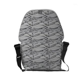 The Burren in Ireland Messenger Bags