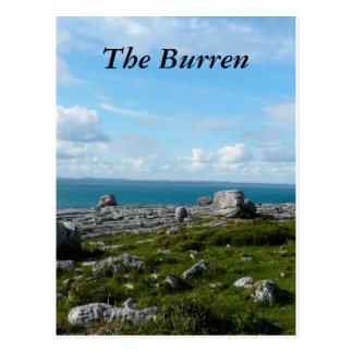 The Burren Postcard