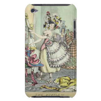 The Bustle, published by Thomas McLean, London (co iPod Case-Mate Case