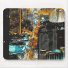 The Bustling Lights of the Las Vegas Strip Mouse Mat
