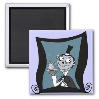 'The Butler Aloysius' Magnet
