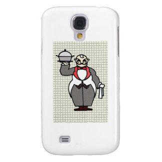 The Butler Galaxy S4 Case
