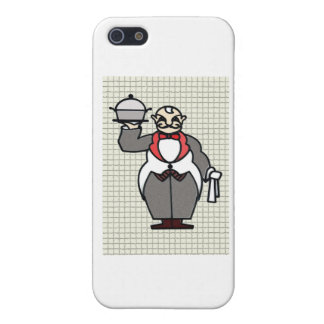 The Butler iPhone 5 Cases