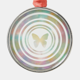 The Butterfly Effect Christmas Ornament