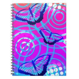 The Butterfly Flutter Notebooks