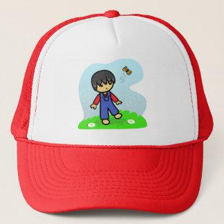 The Butterfly Gazer 4 Hat