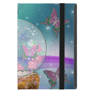The Butterfly Globe iPad Mini Cover