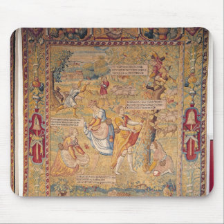The Butterfly Hunt, from Mouse Mat