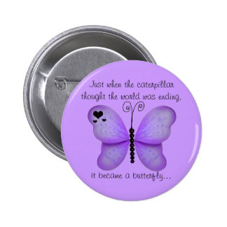 The Butterfly Motivational Button