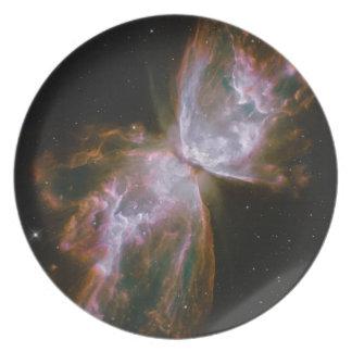 The Butterfly Nebula Plate