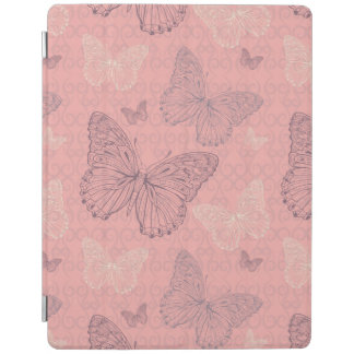 The Butterfly Pink iPad Cover