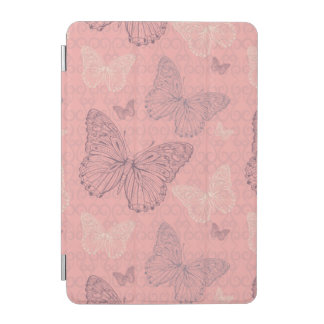 The Butterfly Pink iPad Mini Cover