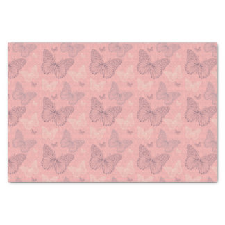 The Butterfly Pink Tissue Paper