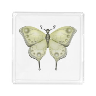 The Butterfly Project Acrylic Tray