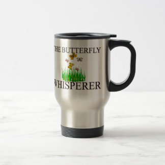 The Butterfly Whisperer Coffee Mugs